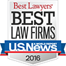 US News Best Law Firms 2016