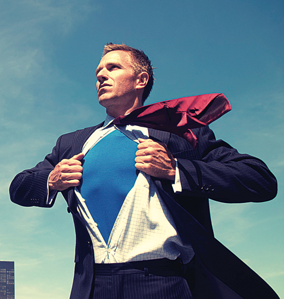 Finding your 'Super' Hero Family Law Attorney